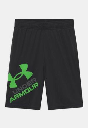 PROTOTYPE LOGO - Pantalón corto de deporte - black