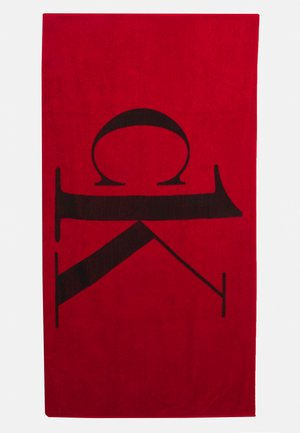 A TOWEL - Bath towel - fierce red