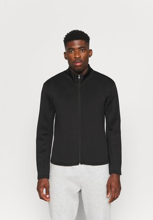 JACKET ZIPPER - Training jacket - black