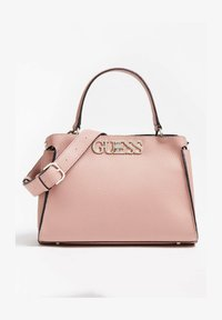 Guess - SAC A MAIN UPTOWN CHIC - Across body bag - rose - 0