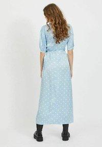 Vila - Maxi dress - cashmere blue - 2