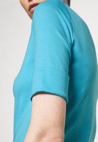 Lauren Ralph Lauren - JUDY - T-shirt basic - capri water - 4