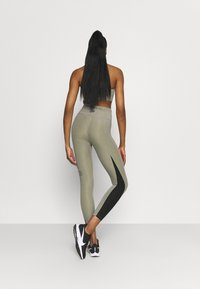 Nike Performance - AIR EPIC FAST - Leggings - light army/black - 2