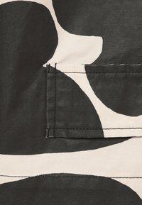 Marimekko - OLLAANKO KEIDAS COAT - Parka - beige / black - 9