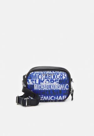 MICRO XBODY UNISEX - Across body bag - blue