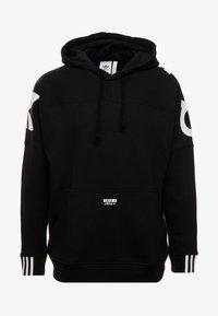adidas Originals - REVEAL YOUR VOICE HOODY - Hoodie - black - 4