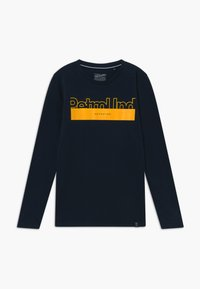 Petrol Industries - Long sleeved top - deep navy - 0