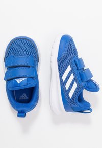 adidas Performance - ALTARUN CF - Laufschuh Neutral - blue/footwear white - 0