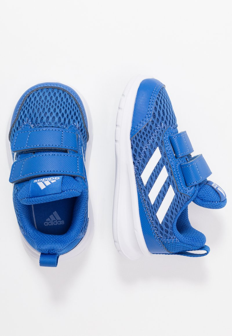 adidas Performance - ALTARUN CF - Laufschuh Neutral - blue/footwear white