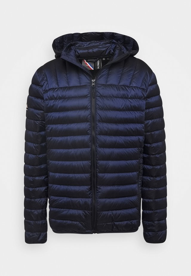 CORE JACKET - Doudoune - navy