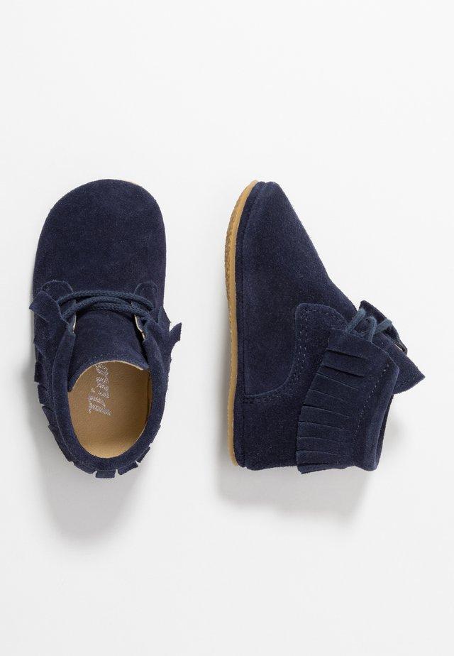Chaussons pour bébé - dark blue