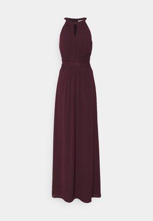 VIMILINA HALTERNECK MAXI DRESS - Occasion wear - winetasting