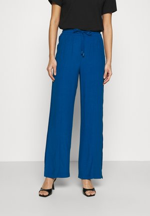 RELAXED TROUSER - Bukse - blue