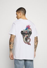 Brave Soul - DRACO - T-shirt con stampa - white - 0