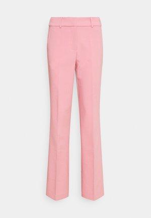 YASBLURIS FLARED PANT - Pantalon classique - blush