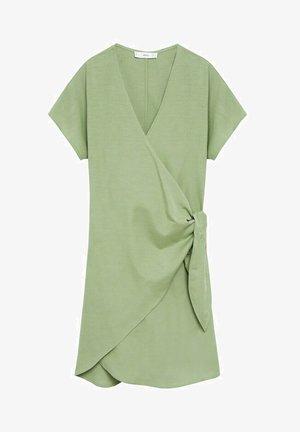 LUISANU-H - Robe d'été - pastellgrün