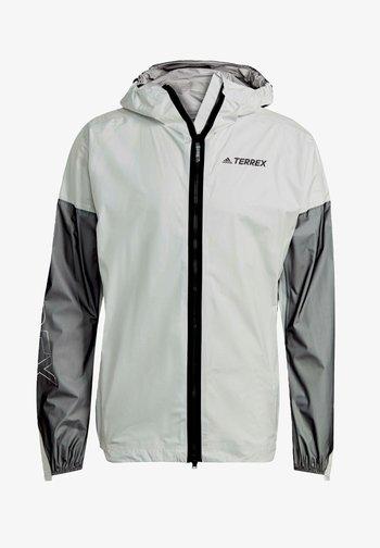 TERREX AGRAVIC PRO TRAIL - Training jacket - white