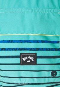 Billabong - SPRAYED STRIPES - Swimming shorts - spearmint - 2