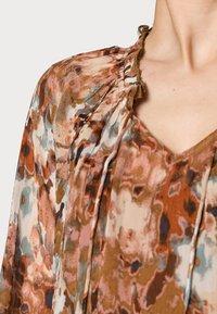 Cream - BABETTE MAXI DRESS - Maxi dress - light pink - 4
