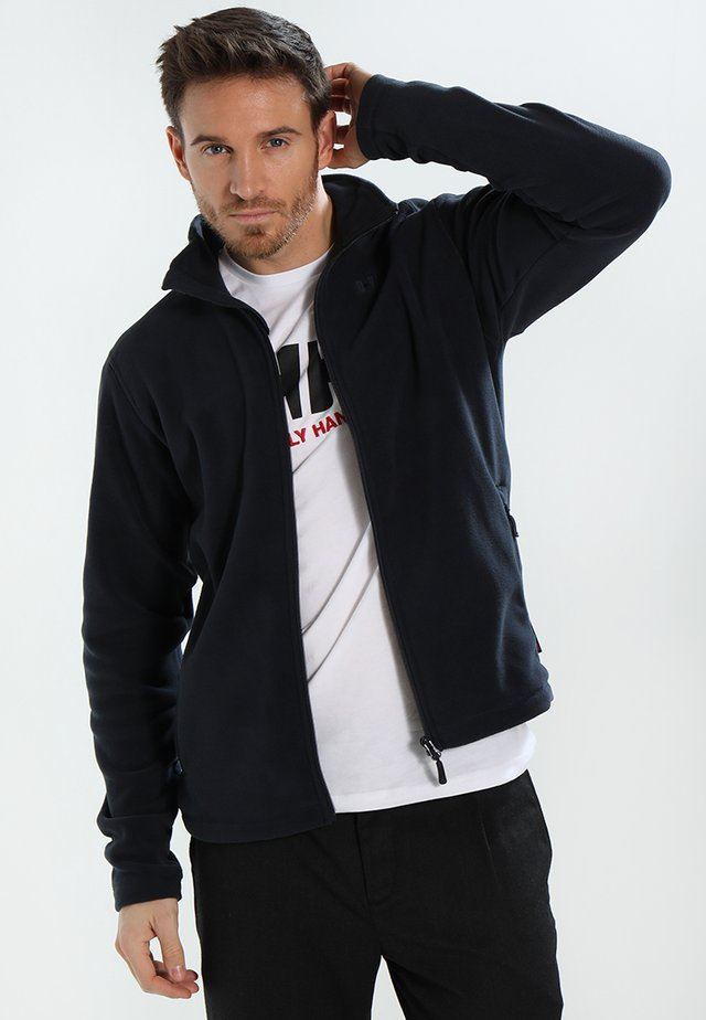 DAYBREAKER JACKET - Fleecejas - navy