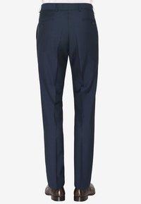 Carl Gross - Suit trousers - dark blue - 1