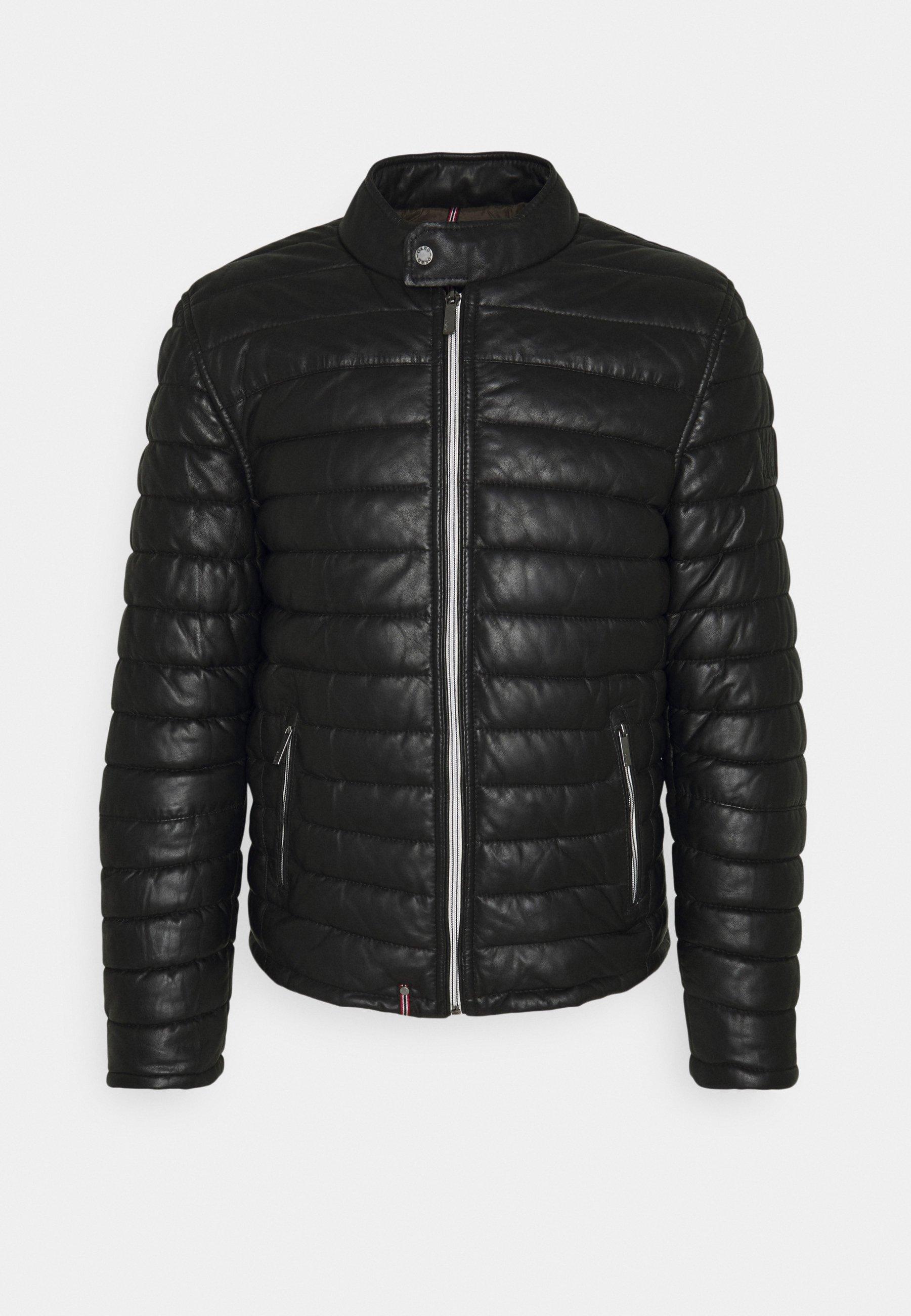 Men JULIEN - Leather jacket