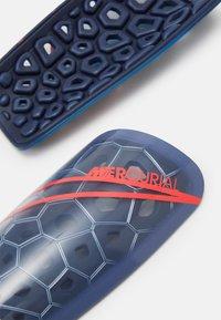 Nike Performance - MERCURIAL LITE UNISEX - Benskinner - light armory blue/blue void/bright crimson - 3