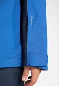 Haglöfs - LUMI JACKET - Ski jacket - tarn blue/storm blue - 3