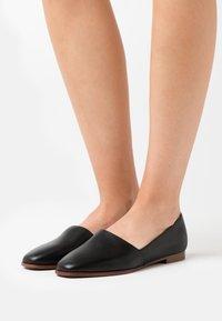 ALDO - BLANCA - Slippers - black - 0