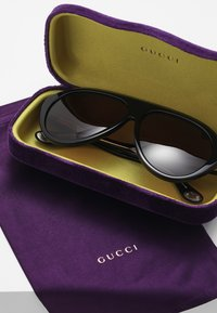 Gucci - Gafas de sol - black/brown - 2