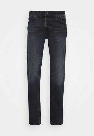 JJIMIKE JJORIGINAL - Straight leg jeans - black denim
