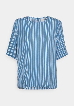 MARRAKECH - Print T-shirt - coronet blue