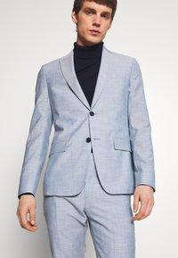 Calvin Klein Tailored - TROPICAL SLIM SUIT - Suit - blue - 2