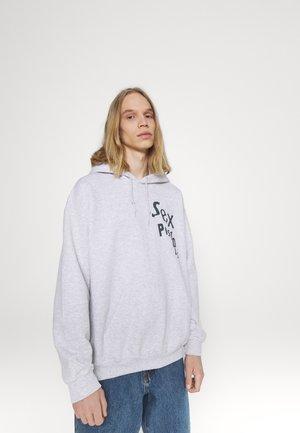 SEX PISTOLS GRAPHIC HOODIE  - Sweatshirt - grey