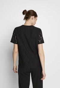 ONLY Tall - ONLNORA BLOUSE - Blouse - black - 2