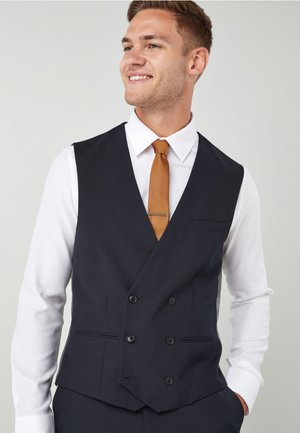 Double Breasted - Suit waistcoat - blue
