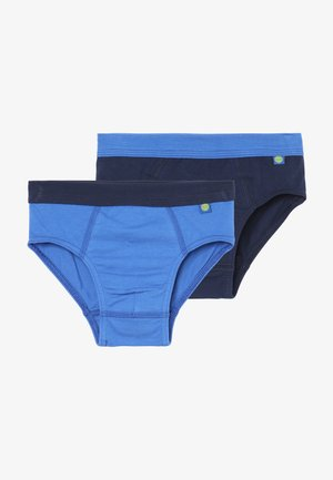 BRIEFS 2PACK - Kalhotky - river blue