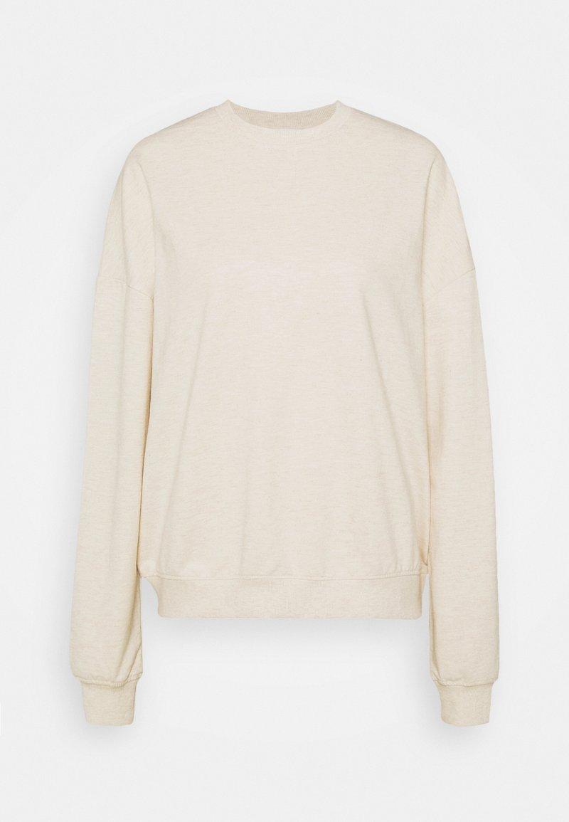 Even&Odd Tall - Sweatshirt - mottled beige