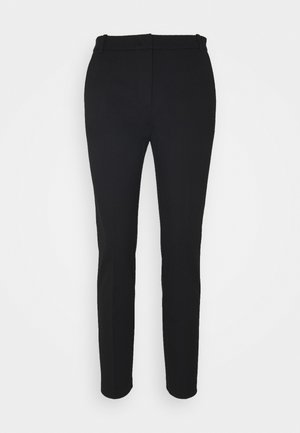 BELLO TROUSERS - Stoffhose - black