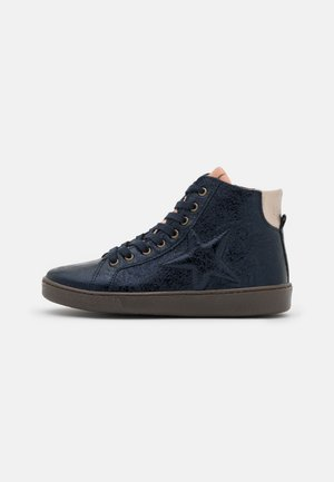 GAIA - High-top trainers - midnight