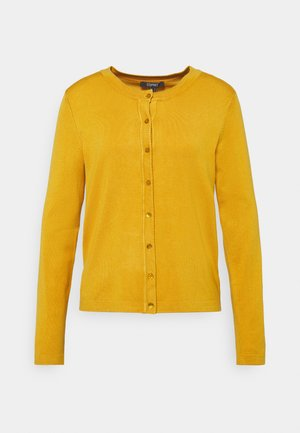 CARDI - Cardigan - honey yellow