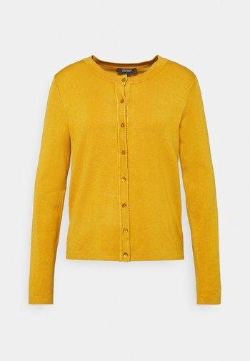 CARDI - Cardigan - honey yellow