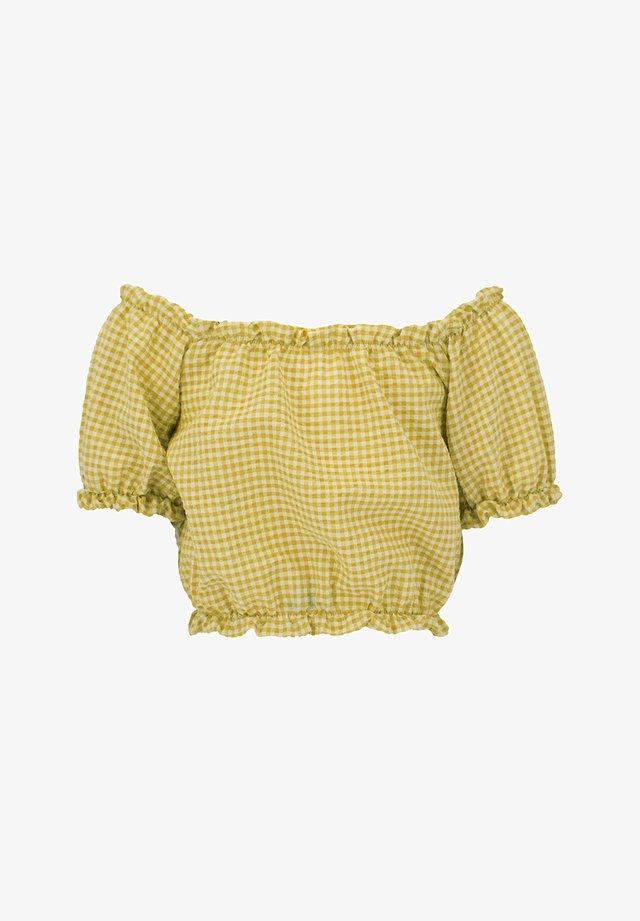 Bluser - yellow
