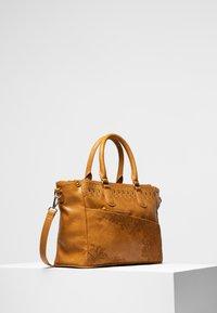 Desigual - BOLS_MARTINI SAFI - Handbag - yellow - 2