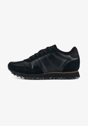 NORA METALLIC - Sneakers laag - schwarz