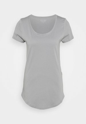 TALL TEE - Basic T-shirt - grey
