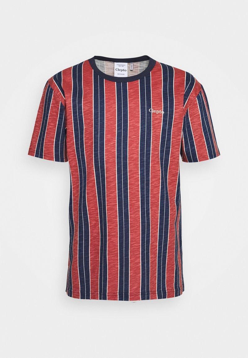 Cleptomanicx - SOIR - T-shirt z nadrukiem - chili