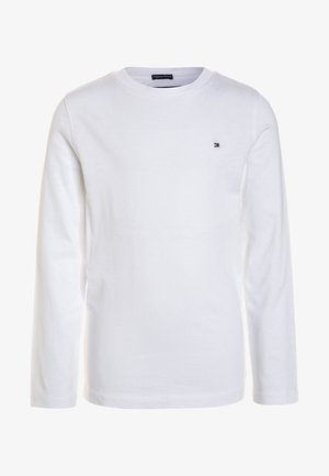 BOYS BASIC  - Top s dlouhým rukávem - bright white