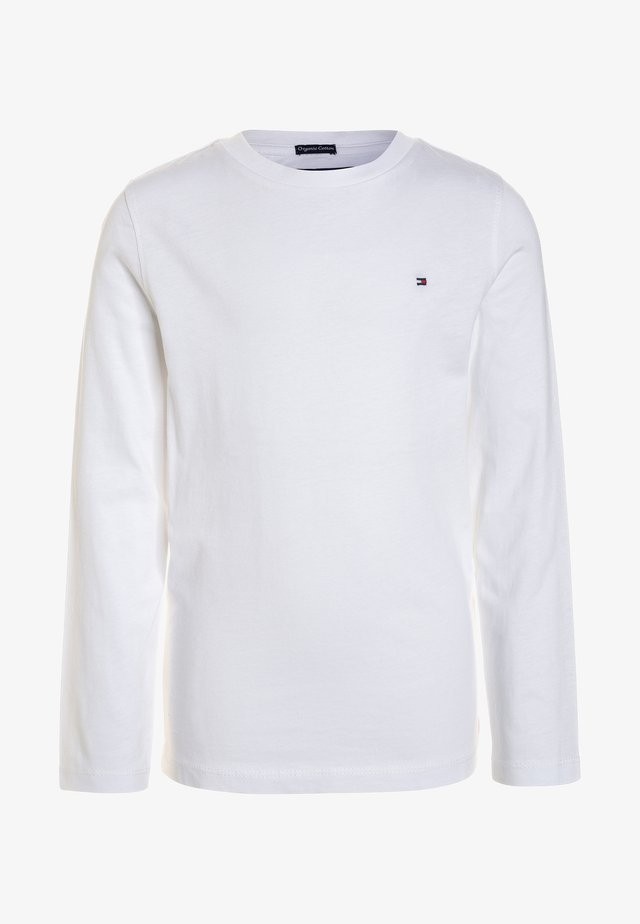 BOYS BASIC  - Long sleeved top - bright white