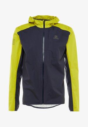 BONATTI - Hardshell jacket - night sky/citronelle